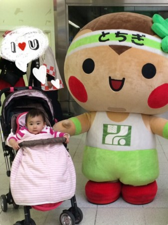 川崎駅で(^^)