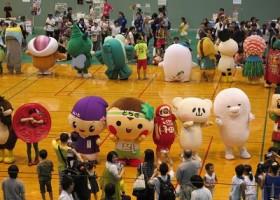 平成28年9月4日(日)「全国ご当地キャラクタースポーツ大会in大田原」に参加してきたまる~♪♪